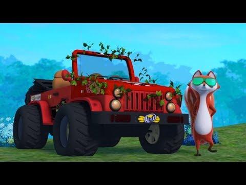 Кротик и Панда - все серии сразу - сборник 36-40 -  развивающий мультфильм для детей