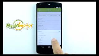 Meal Planner YouTubeビデオ