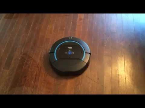 iRobot Scooba 450 Floor Mopping Robot Review
