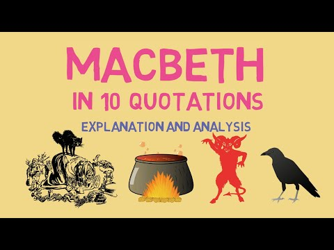 The 10 Most Important Quotes in Macbeth