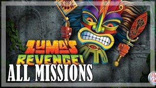 Zuma's Revenge - All Levels | Full Game