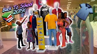 School Shopping For Our Kids To Go Back To School 2019!