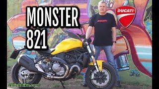7. Ducati Monster 821  | 2019 | Review and Detailed Walkaround