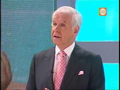 Jaime Kusnier en DR TV - América Televisión