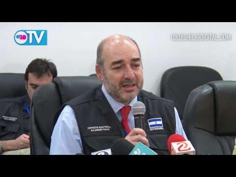 Experto Argentino destaca garantías ofrecidas para desarrollar proceso electoral
