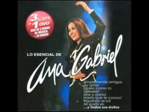 60 Grandes Exitos Mix - Ana Gabriel (Video)