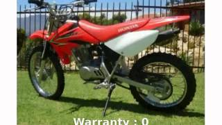 6. 2004 Honda CRF 100F Review & Details