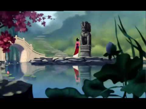 Tekst piosenki Mulan - Lustro po polsku