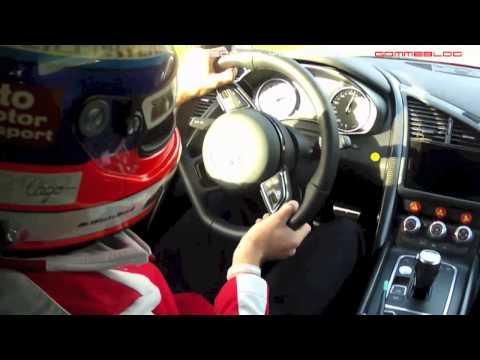 Audi R8 e-tron: World Record Nurburgring 8'09