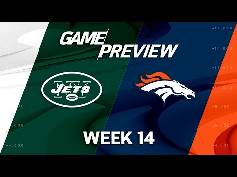 Video: New York Jets vs. Denver Broncos | NFL Week 14 Game Preview