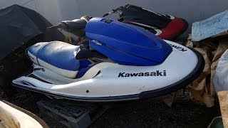 2. �� máy Kawasaki Jet Ski STX 12F 2007 ( 1200cc )