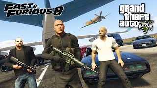 GTA 5 mods Fast and Furious 8: The Fate of the Furious movie mod!! GTA 5 Fast & Furious 8 mod! ▻ Subscribe for more daily, top ...