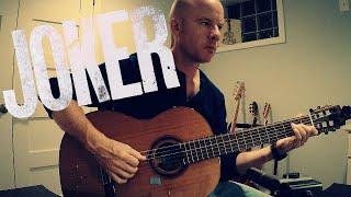 Joker: Bathroom Dance (Hildur Guðnadóttir) fingerstyle guitar + TAB