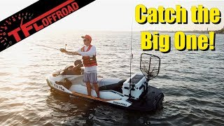 5. 2019 Sea-Doo Fish Pro 155 Review - Is it Better Than a Fishing Boat?
