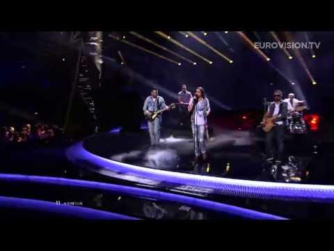 Planet - Powered by http://www.eurovision.tv Armenia: Dorians - Lonely Planet live at the Eurovision Song Contest 2013 Semi-Final (2)