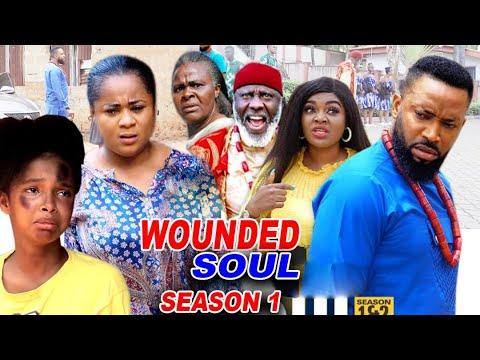 WOUNDED SOUL SEASON 1 (Trending New Movie )Fredrick Leonard 2021 Latest Nigerian Nollywood  Movie