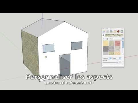 comment modifier la taille d'un objet sur sketchup