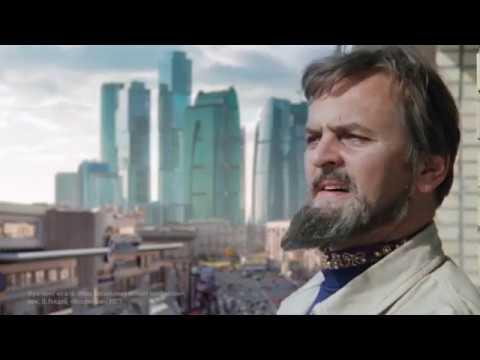 Герои советских фильмов о современной Москве