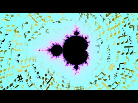 Sounds of the Mandelbrot Set