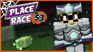 STICKY & SLIMEY TASKS!? | PLACE RACE S3 | #9