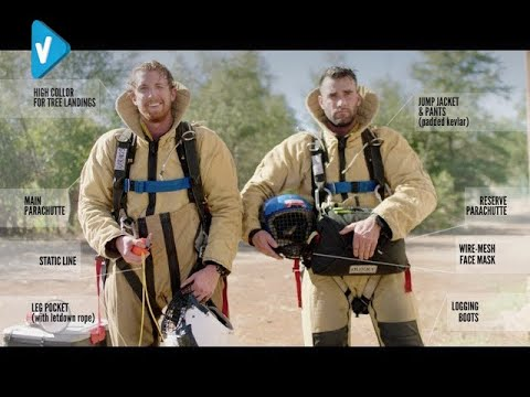 #ParamountPictures Guide: Playing With Fire (2019) - Smokejumpers Featurette - Paramount Pictures