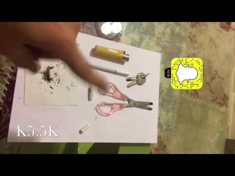 #فيديو : كيف تكتشف متعاطي الحشيش؟!  مقطع قصير
