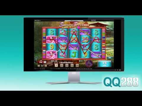 Top Trend Gaming - Samurai Princess | Slot Mesin Jackpot | QQ288