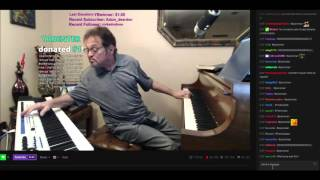 Video Piano Man - Megalovania On TWO PIANOS - Chat Goes WILD WITH DONATIONS MP3, 3GP, MP4, WEBM, AVI, FLV Maret 2018