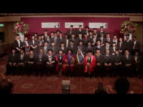 LSBF London Graduation Celebration - Herbst 2011: Die Highlights