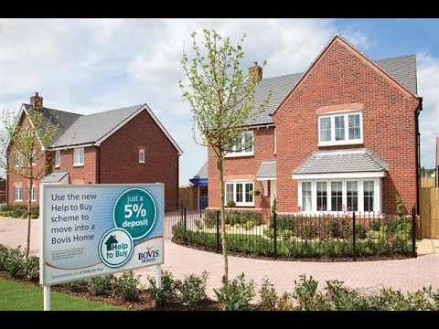 Bovis homes -The Arundel  @ St Mary`s gate, Stafford by Showhomesonline.com