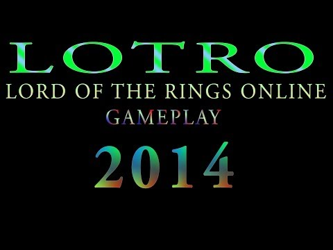 LOTRO – Lord of the Rings Online – Gameplay 2014 (Every Class in Helm's Deep Gameplay 2014)  HD