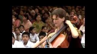 CONCERT BY SRI SUBHENDRA RAO&SASKIA RAO (SITAR, CELLO) - NOV 21, 2012