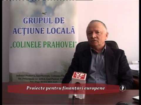 (P) Proiecte pentru finanţări europene