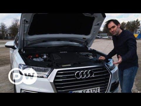 Audi Q7 e-tron - Elektro-Schlachtschiff | DW Deutsch