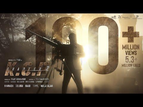 KGF Chapter 2 Teaser | 100 MILLION+ VIEWS | Hombale Films