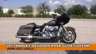 8. Used 2013 Harley Davidson Road Glide Custom for sale in Fort Myers FL