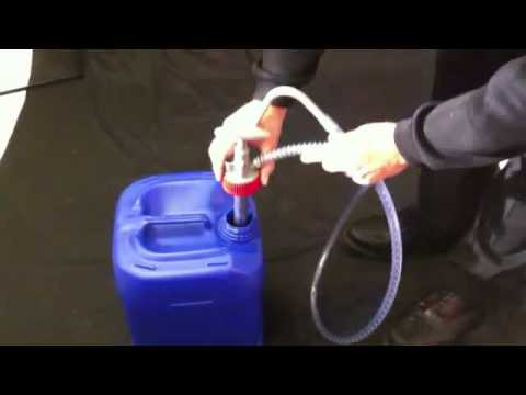 20 Litre Oil Transfer Pump