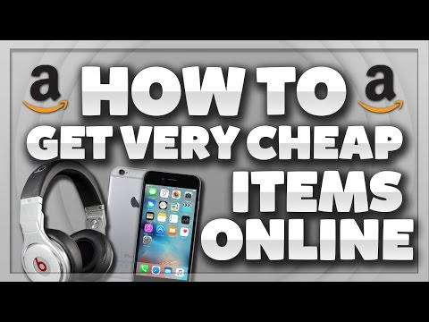 How To Get Very Cheap Items Online (Online Shopping Deals)