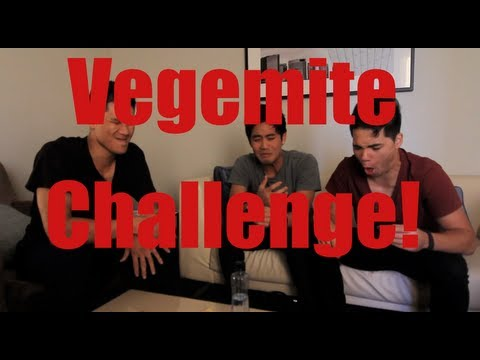 Australia Vlog! (The Vegemite Challenge)
