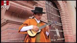 ADIOS PUEBLO DE AYACUCHO / Charango Peruano - PUKA