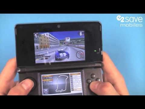 Nintendo 3Ds Review – Free with contract mobile phones
