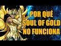 Por qué Saint Seiya Soul of Gold no funciona
