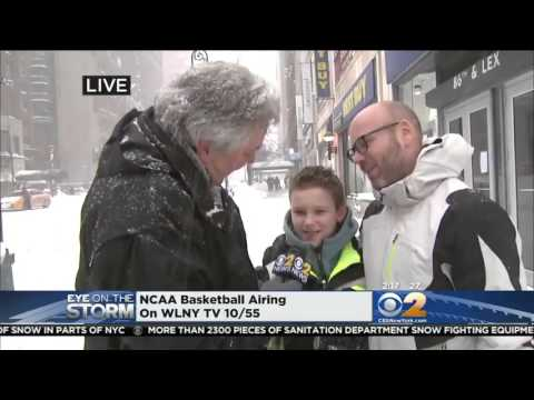 WATCH: Kid Asks Dad For Hand Lotion, Embarasses Him On Live TV