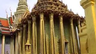 Wat Phra Kaew The Emerald Buddha Bangkok Thailand
