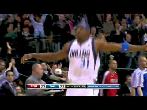 Portland Trail Blazers 81 – Dallas Mavericks 84