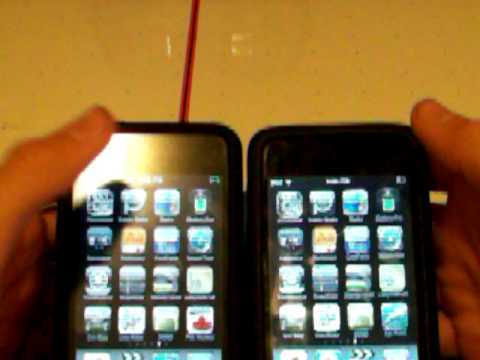 ipod Touch 3 - I compared my iPod Touch second generation 16 to my new iPod Touch third generation 64GB. The 64GB is worth every penny and much faster. Check out www.techco...