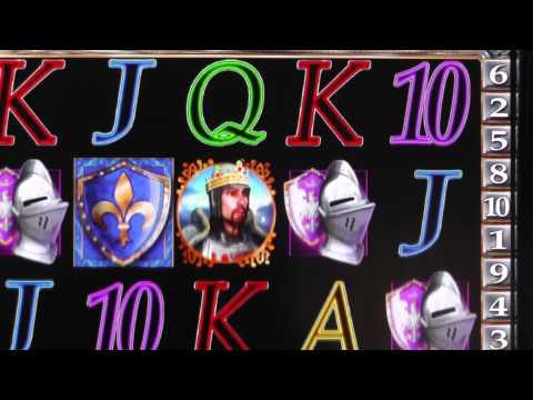 Wild Knights £500 Jackpot Video Slot (Barcrest 777)