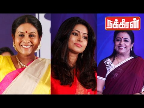 Tamil-Celebrities-in-Saranyas-function-Dsoft--Any-woman-can-become-Fashion-Designer