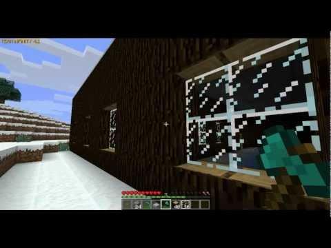Мой отель в Minecraft