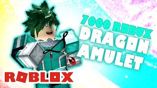 Video ROBLOX INDONESiA | 7000 ROBUX MELAYANG DEMi DRAGON AMULET 😂 MP3, 3GP, MP4, WEBM, AVI, FLV September 2018